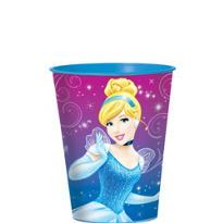 Cinderella Sparkle Favor Cup
