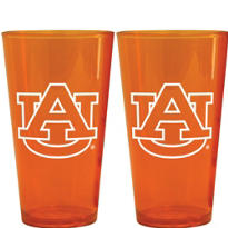 Auburn Tigers Pint Cups 2ct
