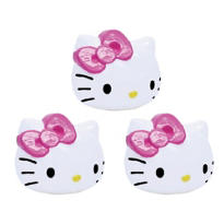 Hello Kitty Easter Eggs 2 1/2in 3ct