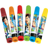 Toy Story Markers 6ct