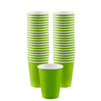 Kiwi Paper Coffee Cups 12oz 40ct