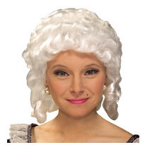 Women's Colonial Wig