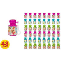 Disney Fairies Bubbles 48ct