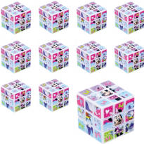 Minnie Mouse Puzzle Cubes 24ct