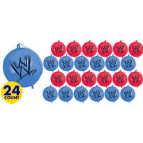 WWE Punch Balloons 24ct