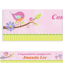 Tweet Baby Girl Custom Banner 6ft