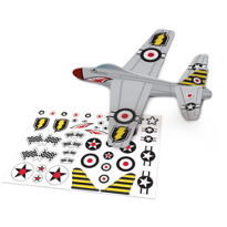 Glider Plane Craft Kit