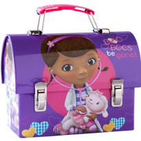 Mini Doc McStuffins Tin Box