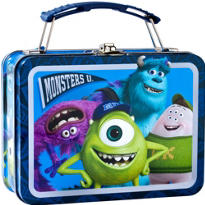 Mini Monsters University Tin Box