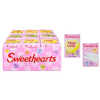 Sweethearts Conversation Hearts Candy 36ct<span class=messagesale><br><b>36¢ per piece!</b></br></span>