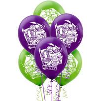 Teenage Mutant Ninja Turtles Balloons 12in 6ct