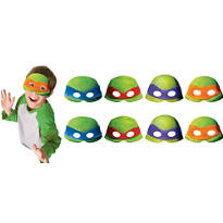 Teenage Mutant Ninja Turtles Mask 8ct