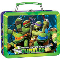 Teenage Mutant Ninja Turtles Tin Box