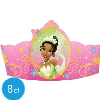 Princess and the Frog Tiaras 8ct