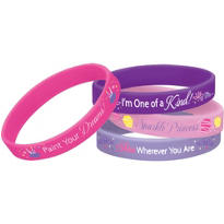 Tangled Wristbands 4ct