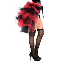 Adult Tie-On Burlesque Bustle