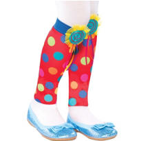 Child Lollipop Fairy Leg Warmers