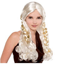 Mother of Dragons Wig