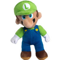 Clip-On Luigi Plush