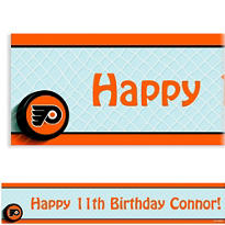 Philadelphia Flyers Custom Banner