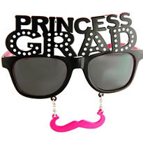 Princess Grad Sun-Stache
