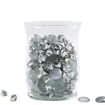 Clear and Silver Gem Scatter 15oz