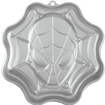 Ultimate Spider-Man Cake Pan 10in