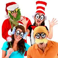 Dr. Seuss Cartoon Eyes Kit 4ct