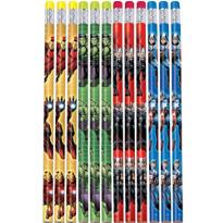 Bright Avengers Pencils 12ct