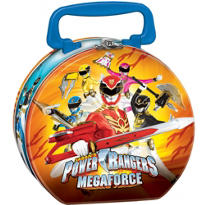 Power Rangers Tin Box