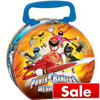 Power Rangers Megaforce Lunch Box