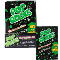 Watermelon Pop Rocks 24ct