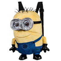 Jerry Minion Plush Backpack - Despicable Me