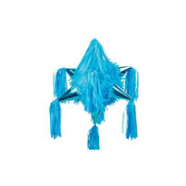 Caribbean Blue 8-Point Star Pinata