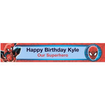 Ultimate Spider-Man Custom Banner