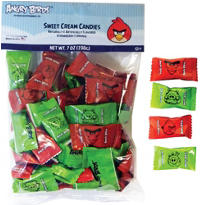 Angry Bird Cream Candies