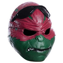 Child Raphael Mask - Teenage Mutant Ninja Turtles