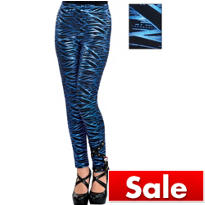 Girls Monster High Leggings