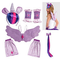 Twilight Sparkle Accessory Set 7pc - My Little Pony