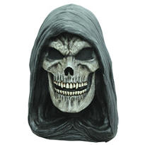 Hand Painted Grim Reaper Mask