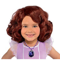 Child Sofia the First Wig