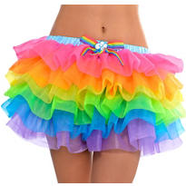 Adult Rainbow Dash Tutu - My Little Pony