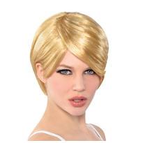 Blonde Pixie Wig