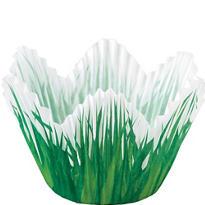 Grass Petal Baking Cups 24ct