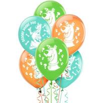 Scooby-Doo Balloons 6ct