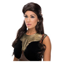 Queen Gorgo Wig Deluxe - 300: Rise of an Empire