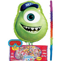 Pull String Monsters University Pinata Kit
