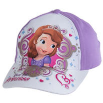 Child Purple Sofia the First Baseball Hat