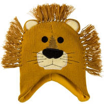 Child Happy Lion Peruvian Hat