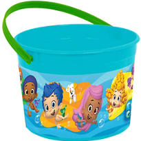 Bubble Guppies Favor Container